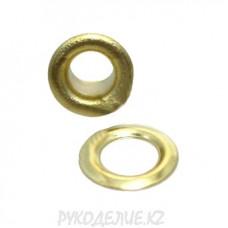 Люверсы №44998 (d-3,5мм, Золотой)